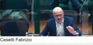 """Presentata dal Consigliere Cesetti una mozione ad oggetto """"Carenza di personale della Sezione Polizia Stradale di Fermo"""""""